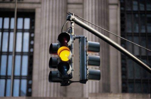 Multa al semaforo giallo