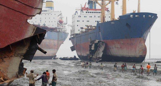 Smaltimento navi: le novità nel regolamento UE