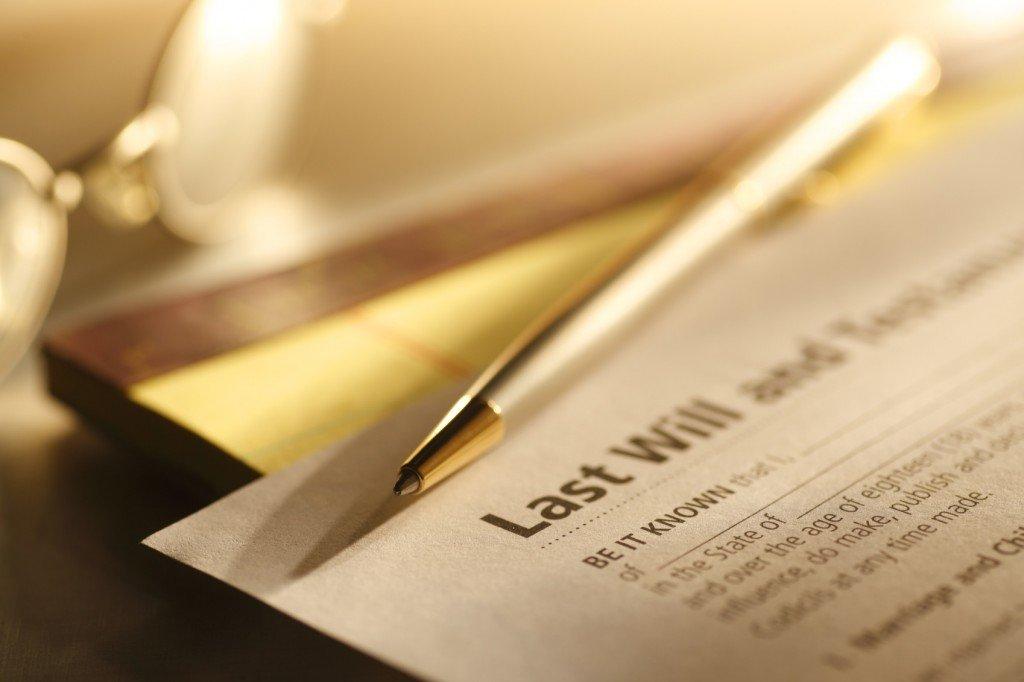 Dividere l eredit in caso di coppia senza figli for Quota legittima figli