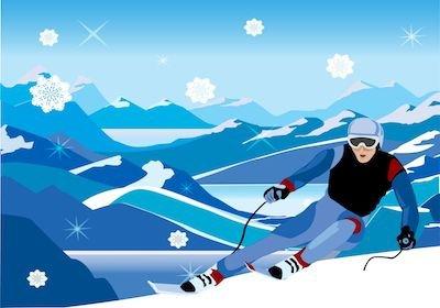 Caduta sugli sci: non risponde il gestore della pista se la causa è la velocità