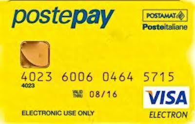 Carte Postepay clonate: come difendersi