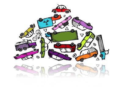 Incidente stradale con motorino senza assicurazione