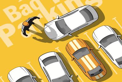 Valida la multa al disabile che parcheggia in divieto di sosta