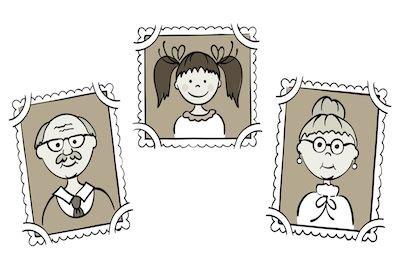 Diritto di visita dei nonni: il rifiuto del bambino non può essere forzato