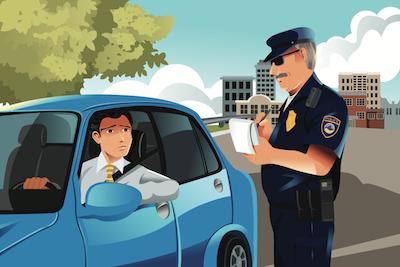 Poliziotti elevano verbali falsi: è reato?