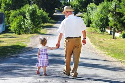 Quando i nonni devono mantenere il nipote