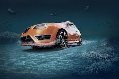 Se la strada si allaga e l'acqua rovina l'automobile: Comune responsabile
