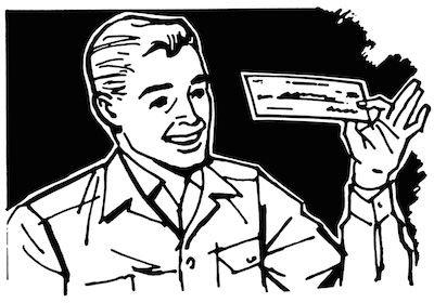 Se la banca non vuole cambiare l'assegno a chi non ha un conto presso di essa