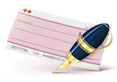 Se la banca paga un assegno con la tua firma falsificata in modo perfetto