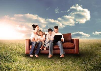 Distacco per ricongiungimento familiare: anche frazionato