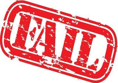 Il fallimento: come si svolge la procedura fallimentare