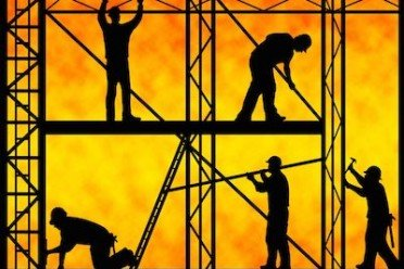 I ponteggi nei lavori condominiali