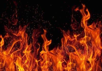 È consentito bruciare sterpaglie?