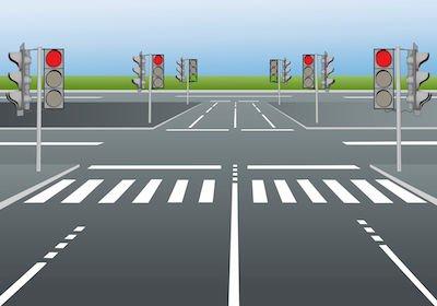 Incidente stradale: se svolti a sinistra e attraversi la strada