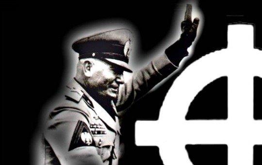 """Se mi metto a urlare """"Io sono Fascista!"""" rischio l'incriminazione?"""