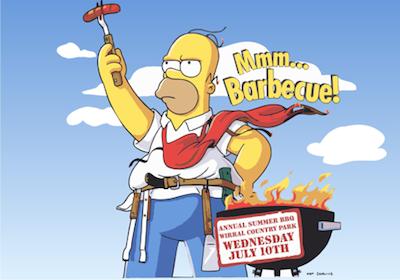 Barbecue costruito al confine: distanze ed immissioni