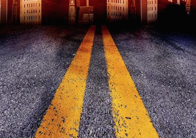 Incidenti: per la macchia d'olio sull'asfalto è responsabile il Comune