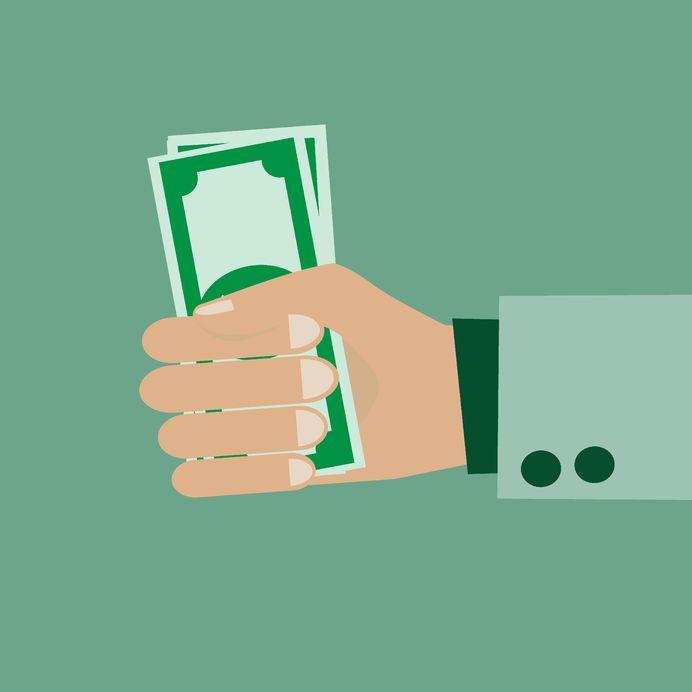 Pagamento in contanti: quando si rischia
