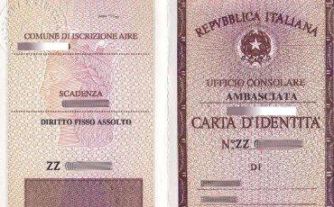 Risultati immagini per rifare la carta d'identità
