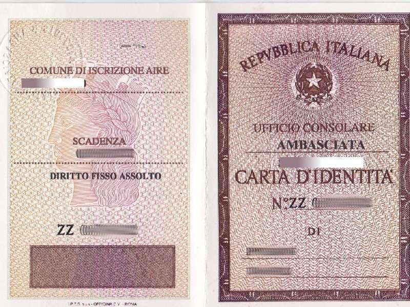 Come fare e rinnovare la carta d identit for Quanto costa aggiornare la carta di soggiorno