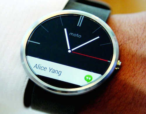 È arrivato il tempo dello smartwatch