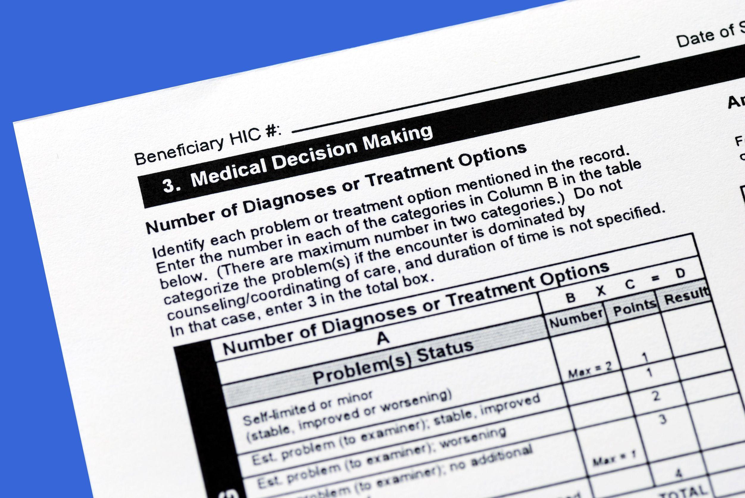 Il consenso informato del paziente al medico prima dell'intervento