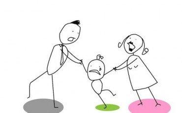 Se la madre impedisce al figlio di vedere il papà