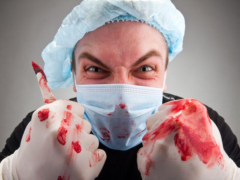 Aiuto medico responsabile come il capo equipe