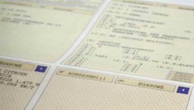 Nessuna annotazione sulla carta di circolazione per il for Noleggio cabina julian dal proprietario