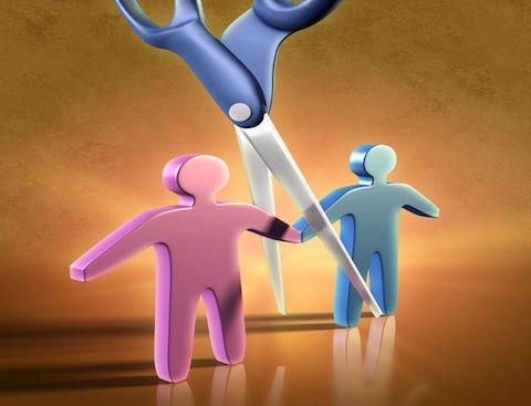 6 tipi di divorzio: breve, diretto, in Comune, negoziazione, in Tribunale