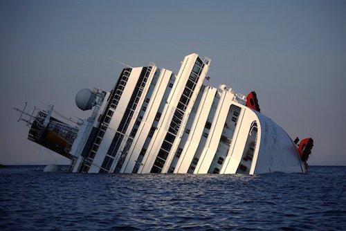 Costa Concordia: la demolizione impossibile