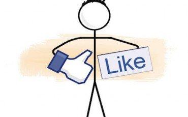 Facebook: attenti ai like sui post offensivi