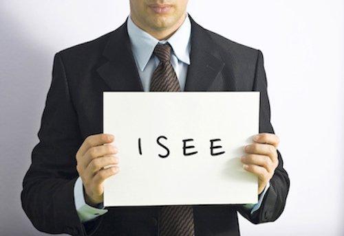 I sei diversi tipi di Isee