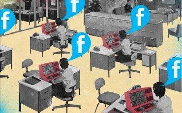 """Nasce il Facebook """"da business"""" per i colleghi"""
