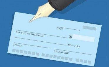 Come cancellare il protesto dell'assegno