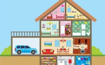 Il garage condiviso può essere pertinenza di due abitazioni principali