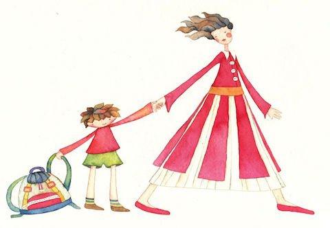 Separazione coppie di fatto (conviventi) e affidamento dei figli