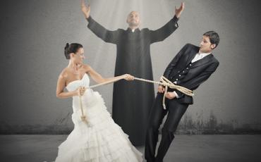 La promessa di matrimonio