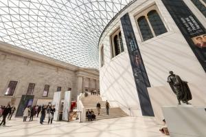 British museum - Telecamere di Google se in un museo o in luogo turistico aperto vieni ripreso
