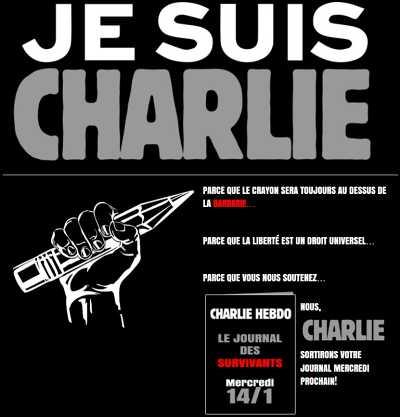 Charlie Hebdo la prossima settimana sarà in edicola con l'aiuto di Google