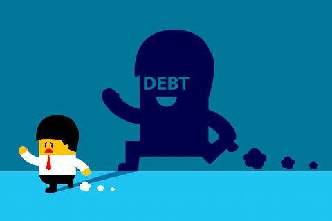 """Equitalia azzera il debito se il consumatore dichiara """"fallimento"""""""