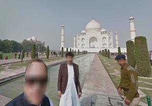 India - Telecamere di Google se in un museo o in luogo turistico aperto vieni ripreso