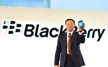 Samsung vuole acquistare BlackBerry ma l'azienda canadese nega il tutto