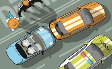 Sinistri stradali: in caso di feriti meglio attendere la polizia