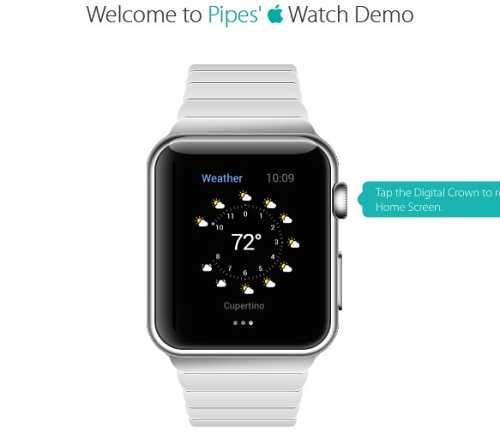 Torna online la demo dell'Apple Watch provalo in anteprima