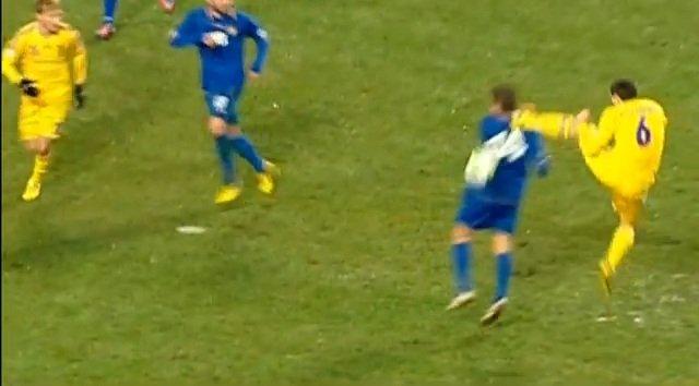 Calcio: il fallo non è sempre reato di lesioni
