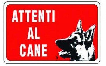 Chi chiamo se un cane disturba perché abbaia?