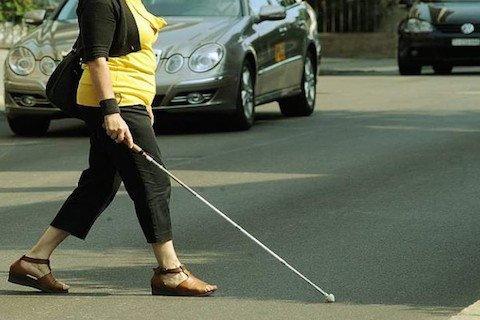 Pensione di invalidità per non vedenti: revoca per il reddito del beneficiario