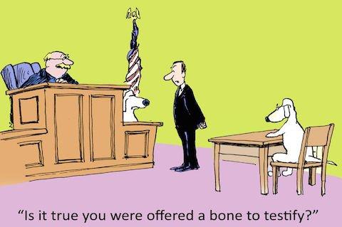 Il giudice può convocare sempre gli stessi testimoni?