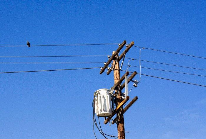 Palo della luce e cavi elettrici su proprietà privata: come rimuoverli
